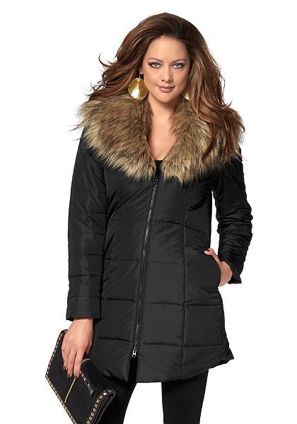 Melrose Prešívaný kabát