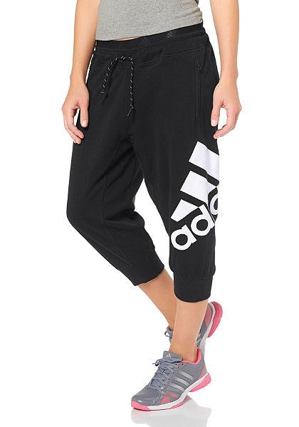 adidas Performance 3/4 pumpkové kalhoty