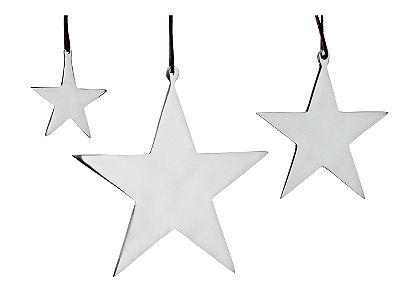 Hviezdy na zavesenie (3-dielna súprava)
