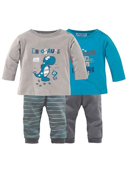 Klitzeklein Tričko + kalhoty, pro miminka