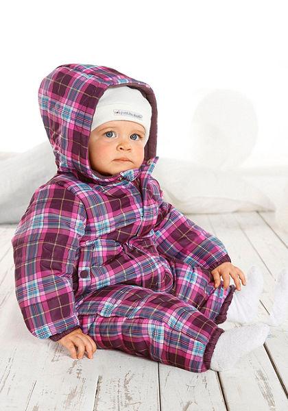 Zimná kombinéza, pre bábätká