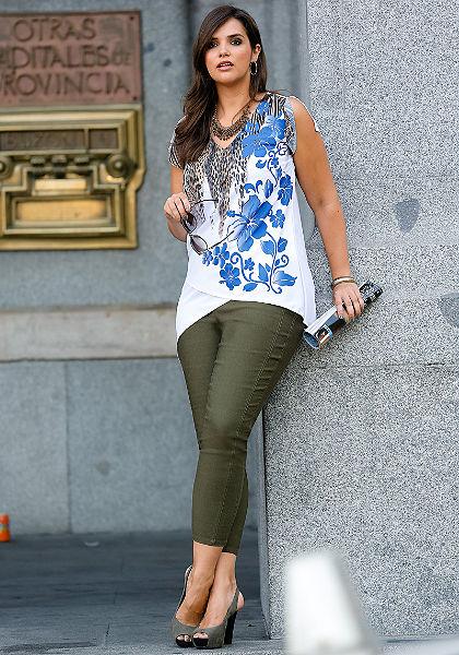7/8 kalhoty, sheego Style
