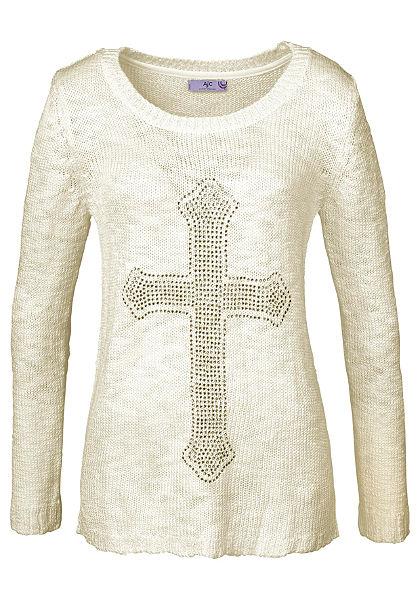 AJC Nagyméretű pulóver