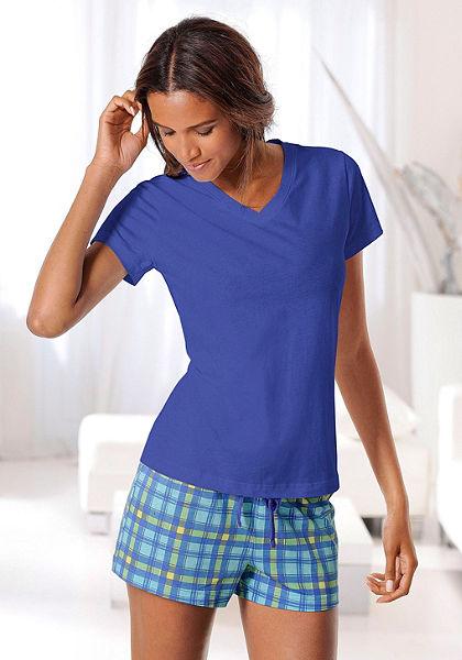 Krátka pyžama, H.I.S