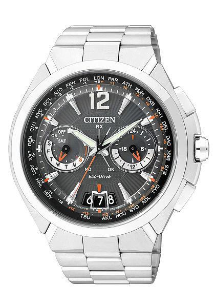 Citizen, multifunkcionális karóra,