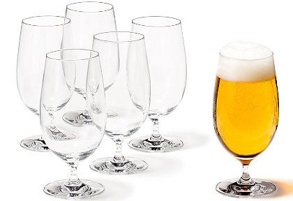 Szett : söröspohár, Leonardo, »Ciao+« (6 db)