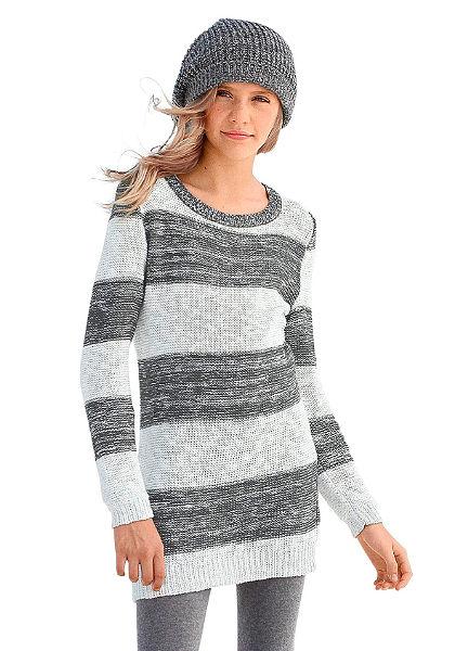 Buffalo Pletené šaty, pro dívky
