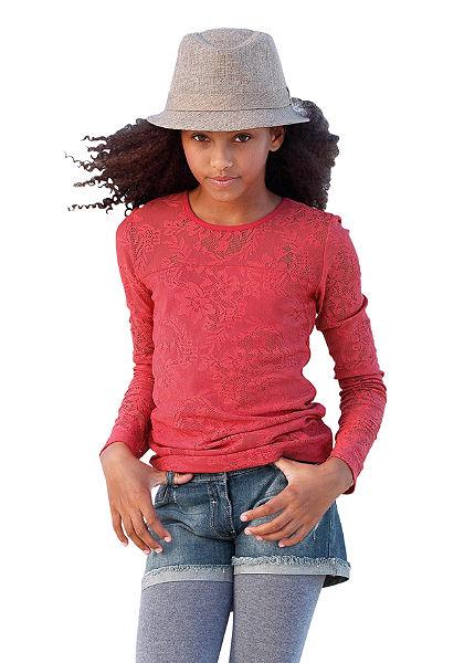 CFL Krajkové tričko pro dívky