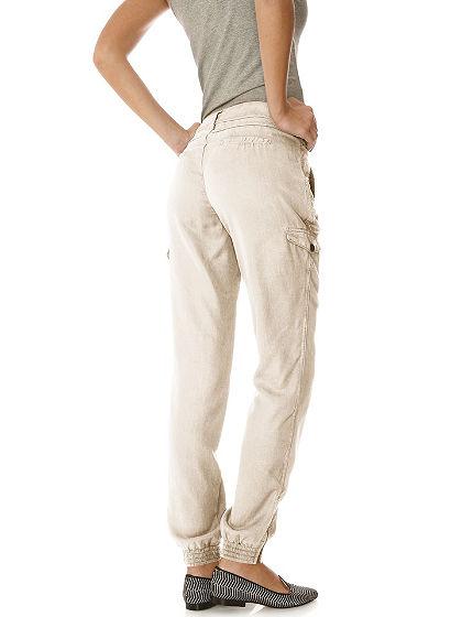 Pumpkové nohavice