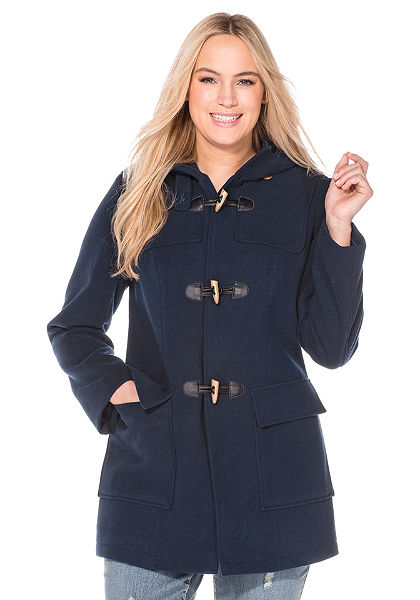 sheego Zimný kabát