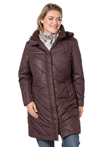 sheego Trend Steppelt kabát