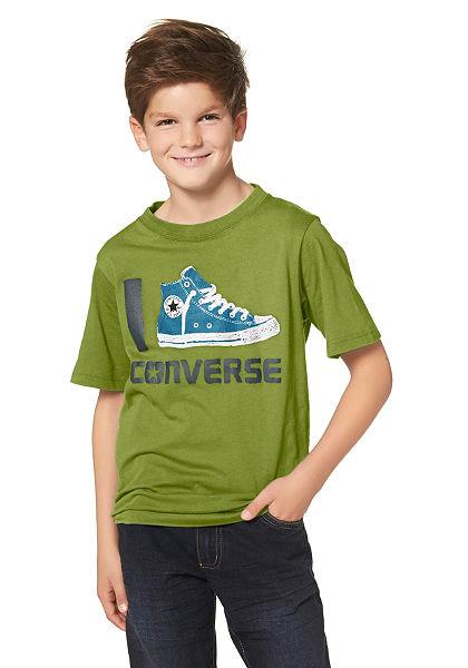 Tričko, Converse