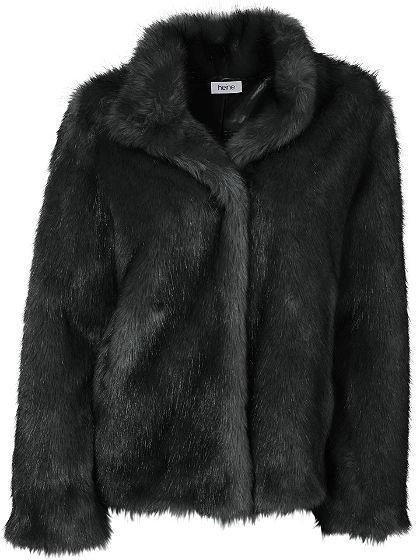 Műszőrme kabát