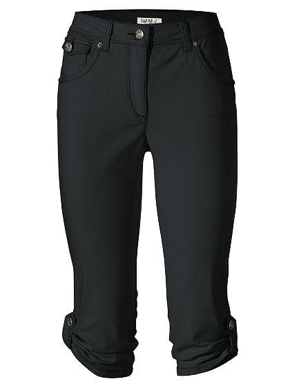 Telo formujúce capri džínsy