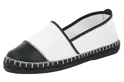Vászoncipő