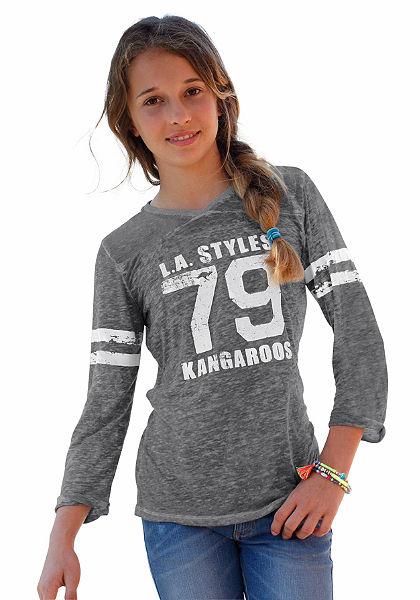 Kangaroos Tričko, pre dievčatá