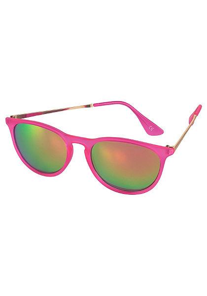 YOUNG SPIRIT LONDON Eyewear Napszemüveg » finom fémes keretszegéllyel«