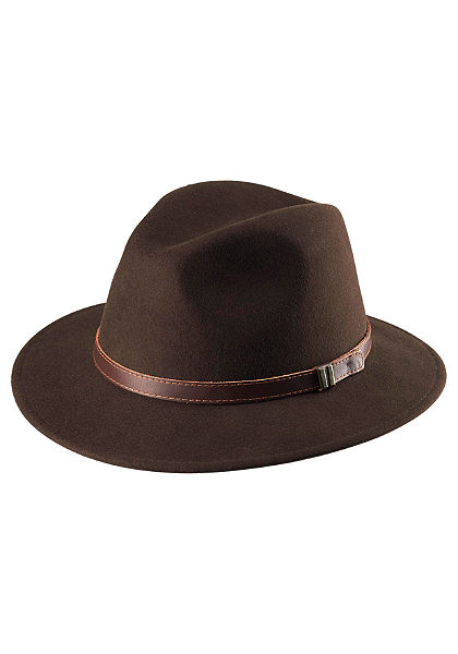 J. Jayz kalap »dekoratív kalapszalaggal«