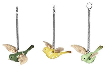 Dekorace - ptáčci