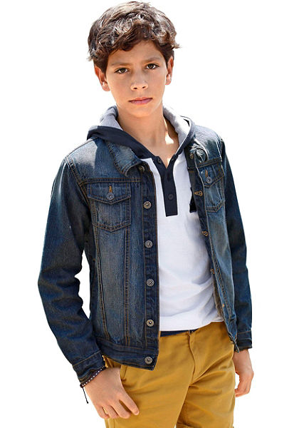 Arizona Džínsová bunda, pre chlapcov