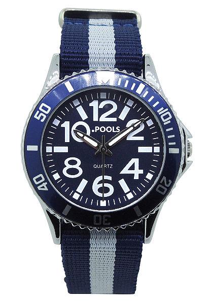 Náramkové hodinky, »5020«, Pools
