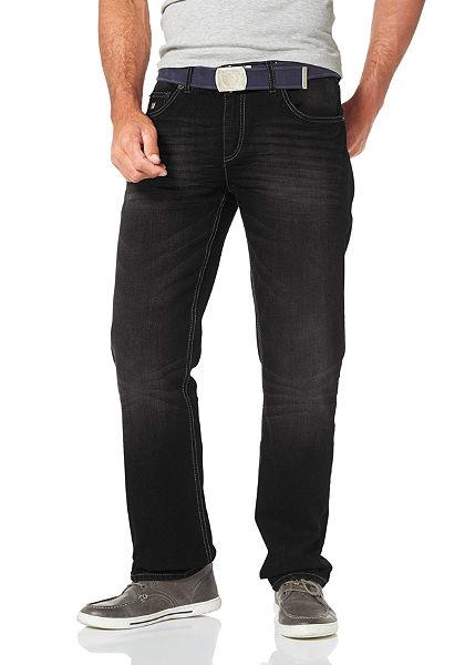 Man 's World 5-kapesní džíny