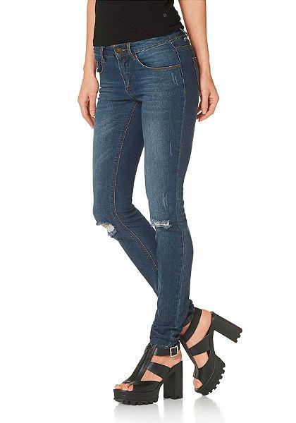 AJC Trubkové džíny