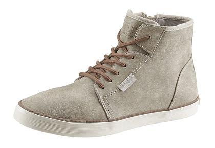 Esprit fűzős magas szárú cipő