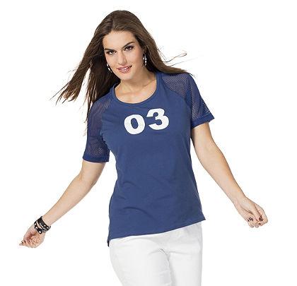 Tričko, sheego Trend