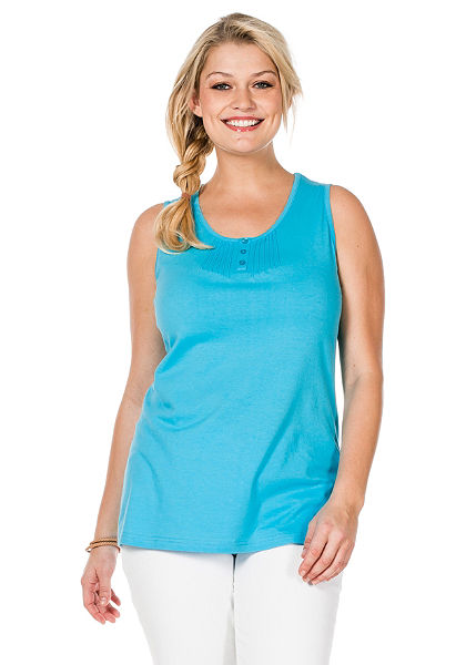 sheego Casual laza Top