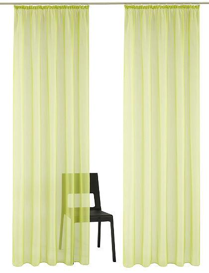 Záclona, my home »Pebel« (2 ks)
