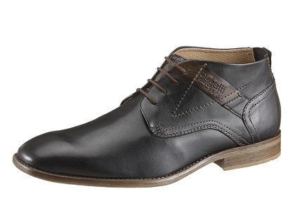 Šnurovacia obuv, Bugatti