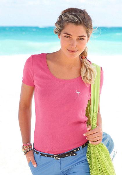 Plážové tričko, Venice Beach