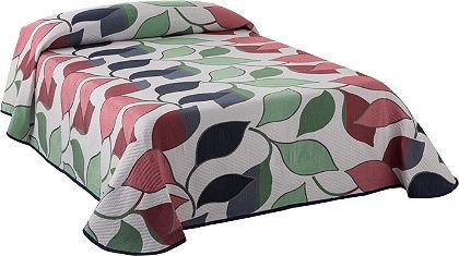 Ágytakaró, Zebra, »Dalia«, levélmintás