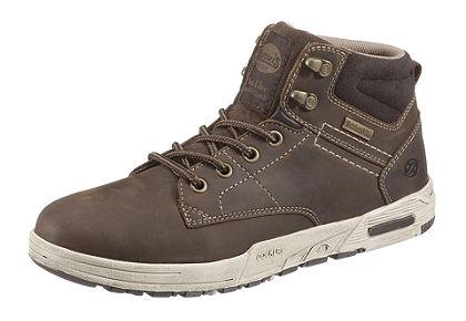 Šněrovací vysoké boty, Dockers