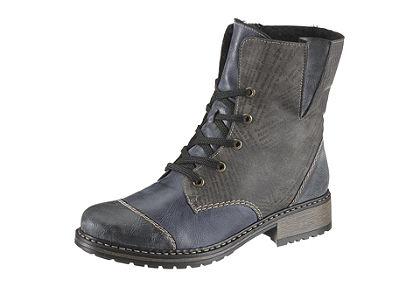 Vysoké šnurovacie topánky