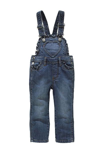 Kidoki Džínsové šortky na traky, pre dievčatá