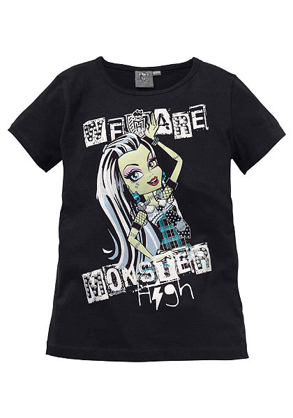 Monster High póló, lányoknak
