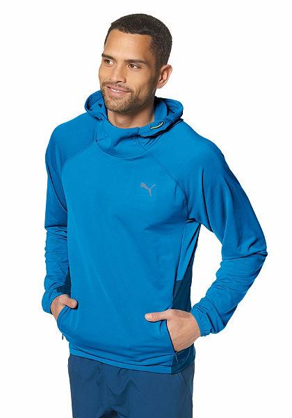 Puma Sportovní tričko s dlouhým rukávem