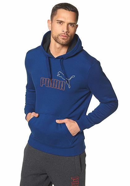 Mikina s kapucí, Puma