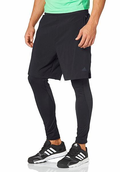 adidas Performance Kalhoty 2 v 1