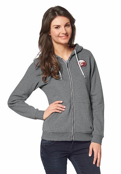 Ocean Sportswear Bunda s kapucí