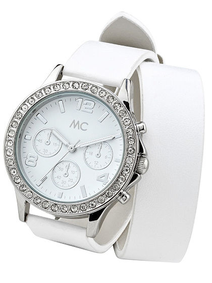 Náramkové hodinky, MC