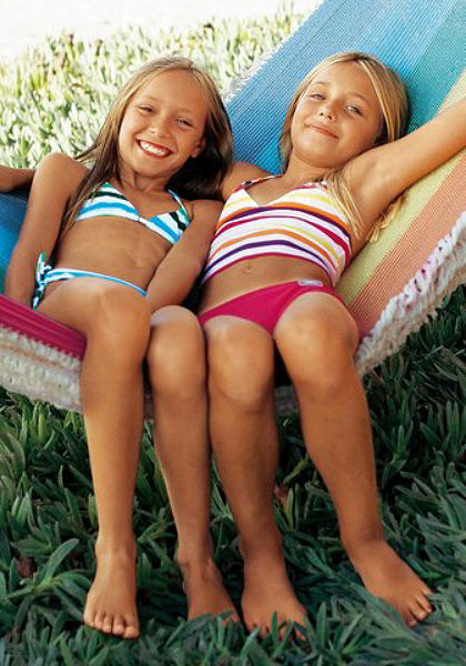 Tankiny, Venice Beach Girls