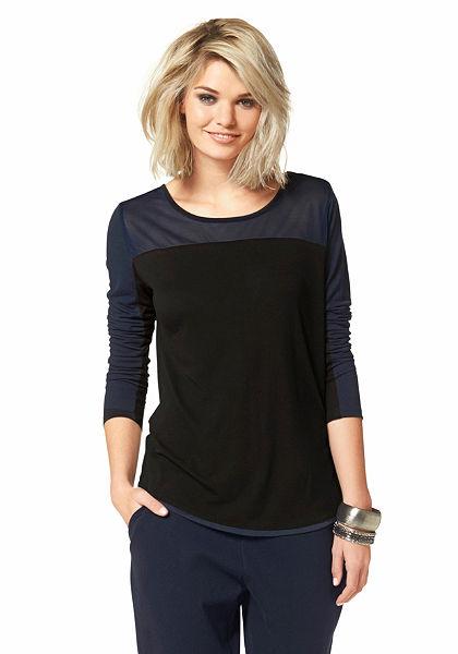 Tričko s dlouhým rukávem, Laura Scott