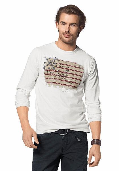 TIMEZONE hosszú ujjú póló
