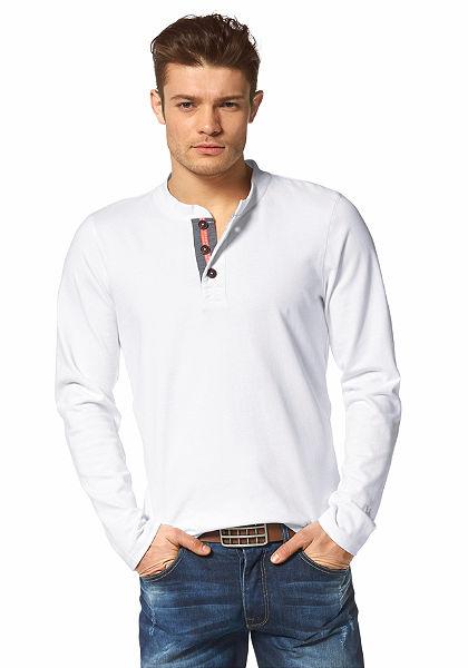 Tričko s dlhým rukávom, Bruno Banani