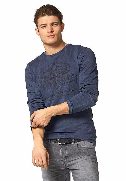 John Devin hosszú ujjú póló