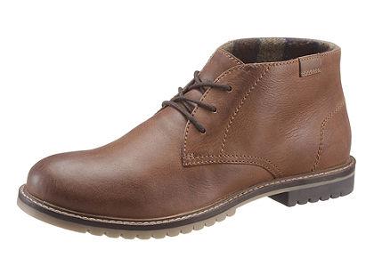 Šnurovacie topánky, John Devin