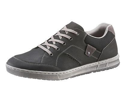 Rieker fűzős cipő koptatott hatású